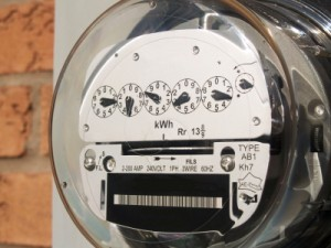 Submetering Electrical Service in Alexandria-Arlington meter reading