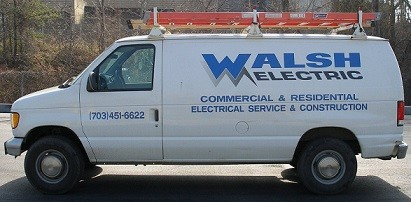 About Walsh Electrical Service