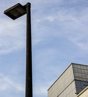 Pole & Site Lighting Installation in Alexandria-Arlington